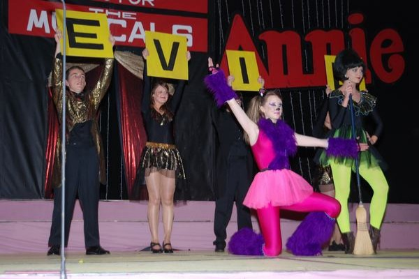 """Show - 2011 """"It´s A Celebration"""""""